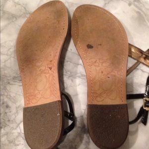 9143bd442f916 Sam Edelman Shoes - 3  30 Sam Edelman black thong strap sandals sz 10